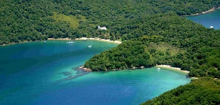 Популярный Бразильский курорт Ангра-Дус-Рейс