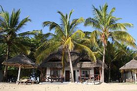 Отели Африки. Chapwani Private Island
