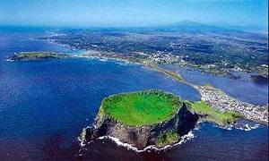 Чеджу - один из красивейших островов в Восточной Азии.