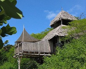 Отели Африки. Chole Mjini Chole Island