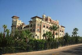 Александрия. Дворец последнего короля