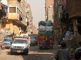 Каир. Город мусорщиков