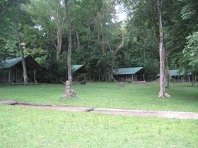 Отели Африки. Rubondo Island Camp
