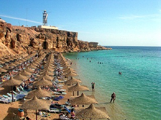 Пляжи Хургады и Шарм-эль-Шейха (Египет)